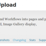 Wordpress Work the flow file upload 2.5.2 Shell Upload Vulnerability